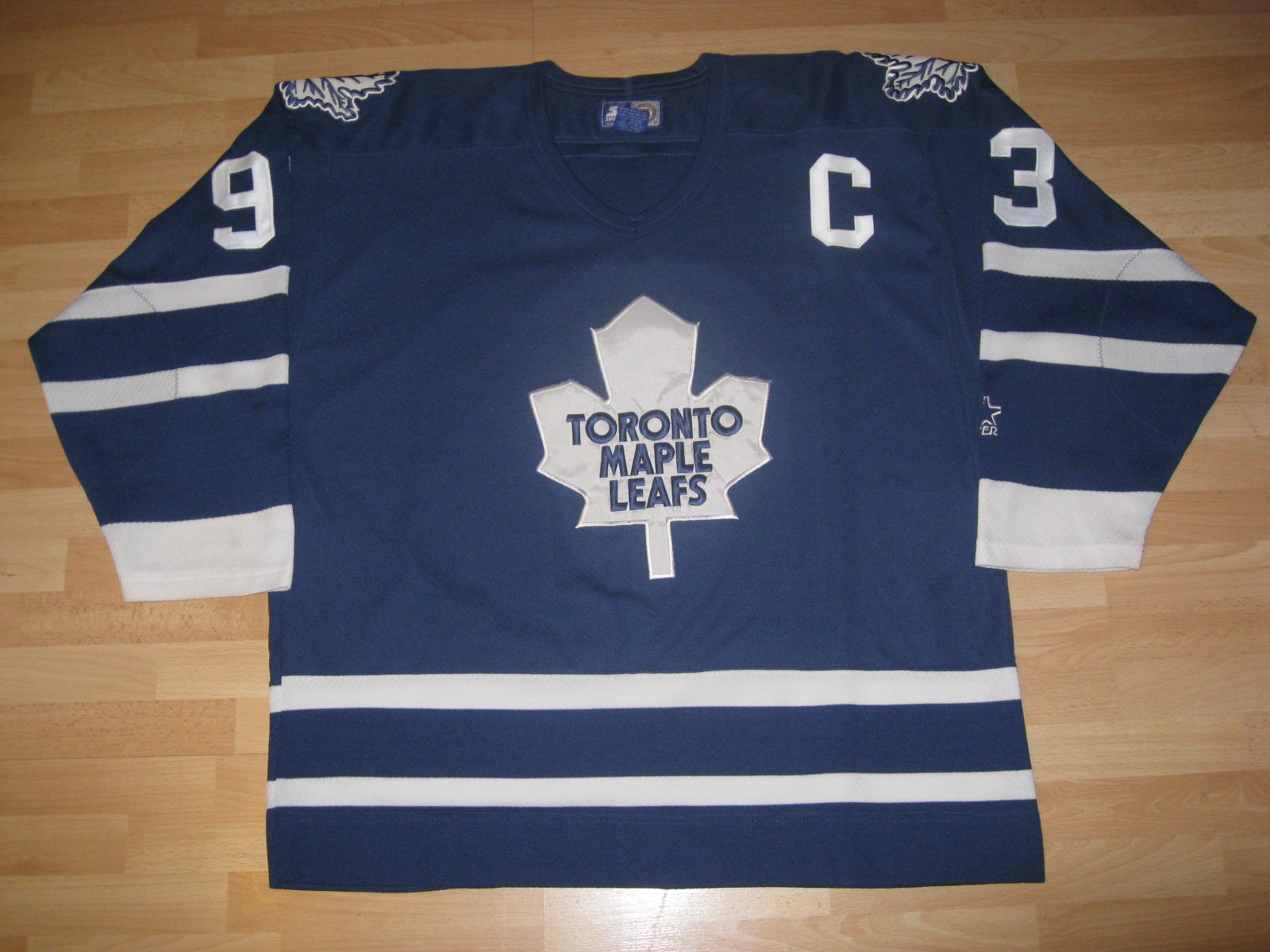 low priced ac421 be4da Virgil's Blog: Toronto Maple Leafs x Doug Gilmour [1994-1997]