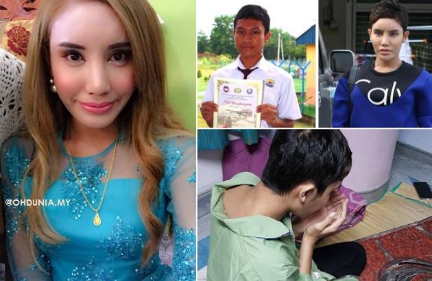 'Penat Jadi Baik' Safiey Ilias Mengaku Jadi Pondan Semula?