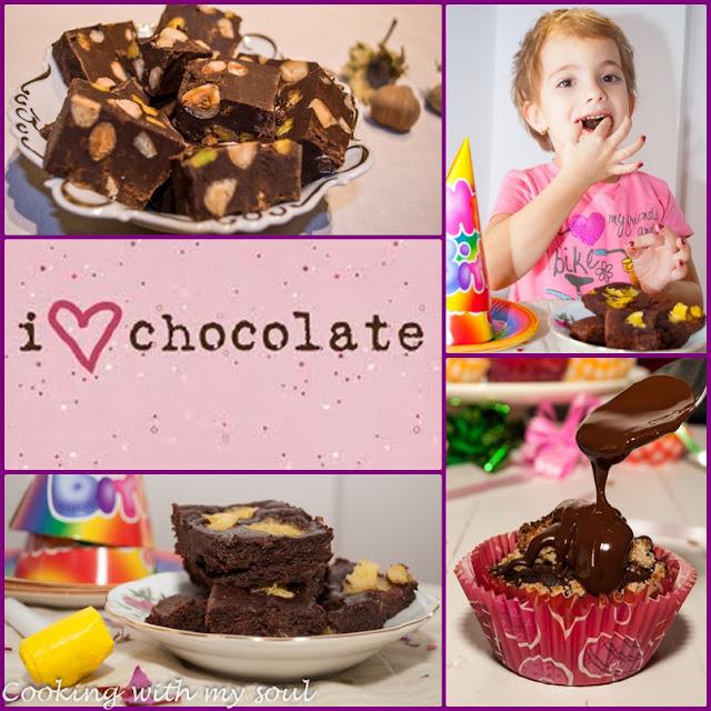 Iubesc ciocolata