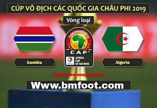 ماتش الجزائر غامبيا لايف مباشر