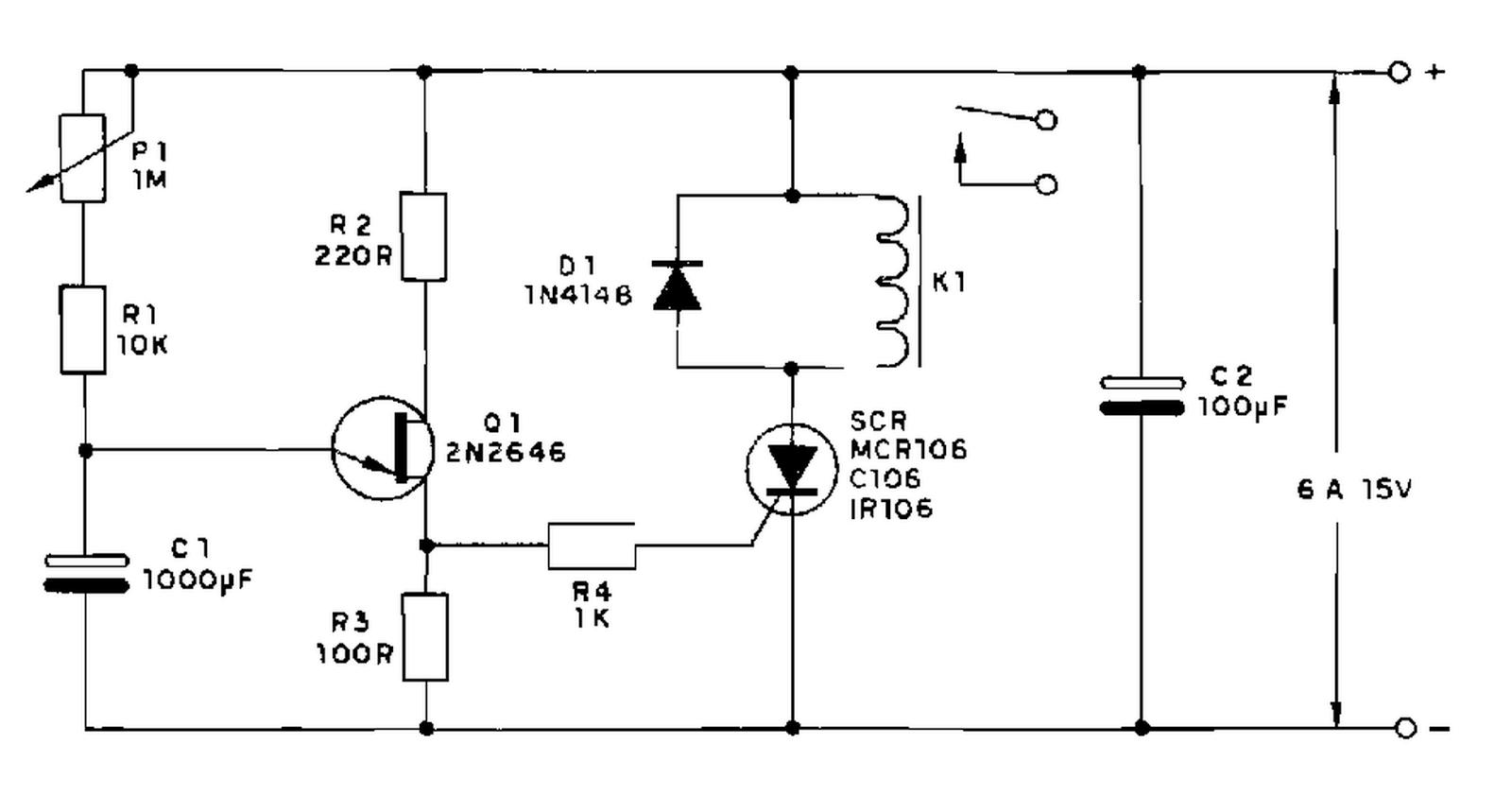 Eletronica Geral Timer Com 2n