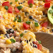 Fiesta Chicken Casserole #chicken #dinner #healthyrecipes #familyrecipes #food