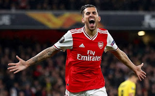Ceballos Set to return to Arsenal for another loan spell next season