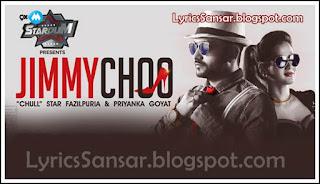 Jimmy Choo – Fazilpuria & Milind Gaba