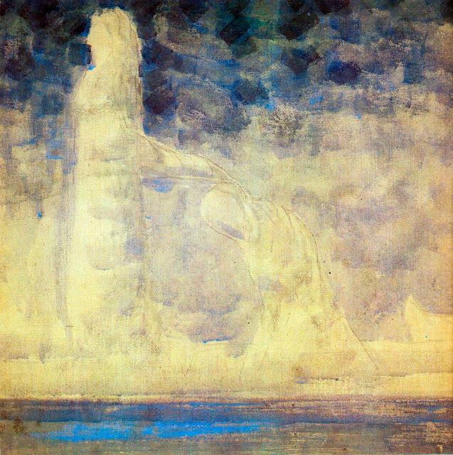 Чюрлёнис Микалоюс Константинас - Путешествие королевича (I). 1907