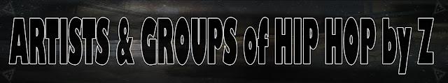 Artistas & Grupos de Rap / Hip Hop por Z