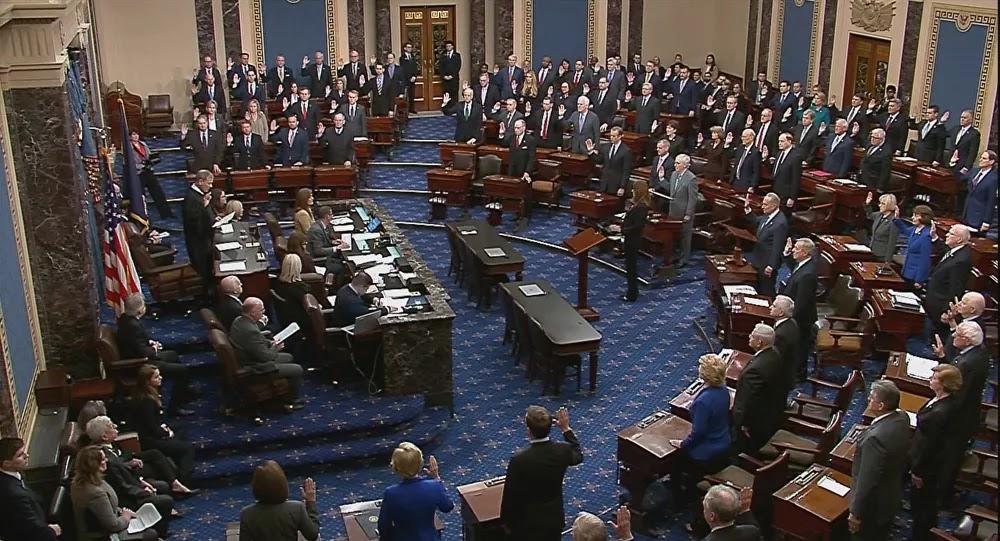"""مجلس الشيوخ الأمريكي يوافق على ميزانية الدفاع التي تتضمن عقوبات ضد """"التيار الشمالي2"""""""