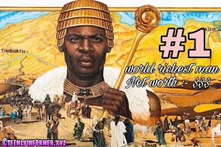 who was mansa musa and  mansa musa net worth