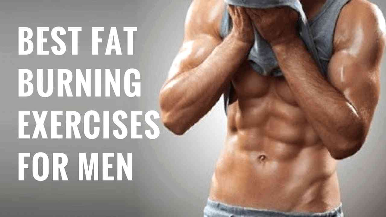Fat Burning Exercises for Men