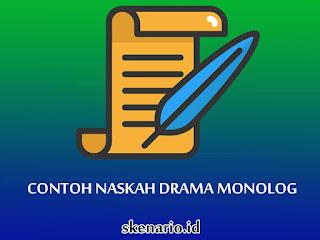 monolog potret kehidupan