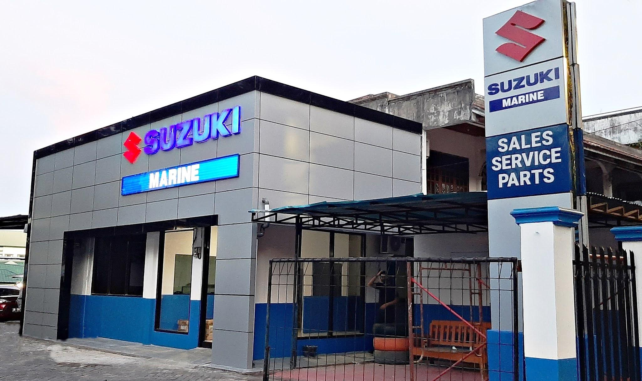 Suzuki Marine Resmikan Diler Baru di Manado