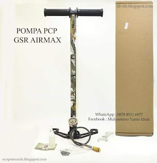 jual pompa pcp gsr airmax murah
