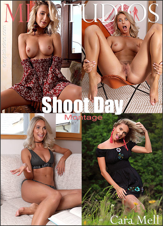 [MPLStudios] Cara Mell - Shoot Day: Montage