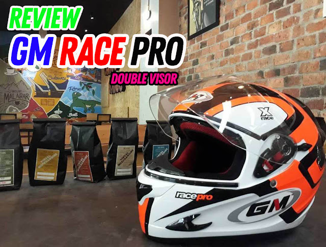 Helm GM Full Face Race Pro