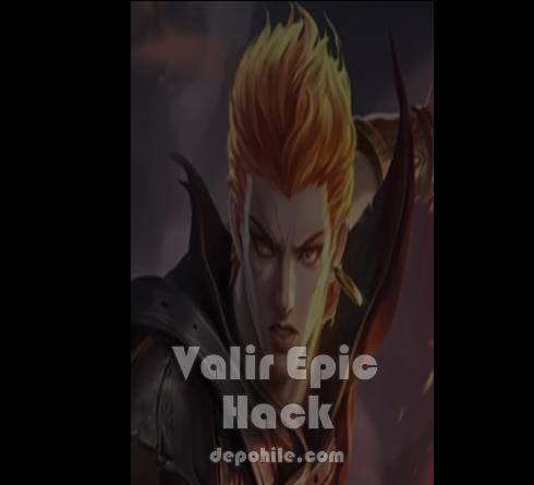 Mobile Legends Valir Epic Kostüm Hilesi İndir Bedava Kullan 2020