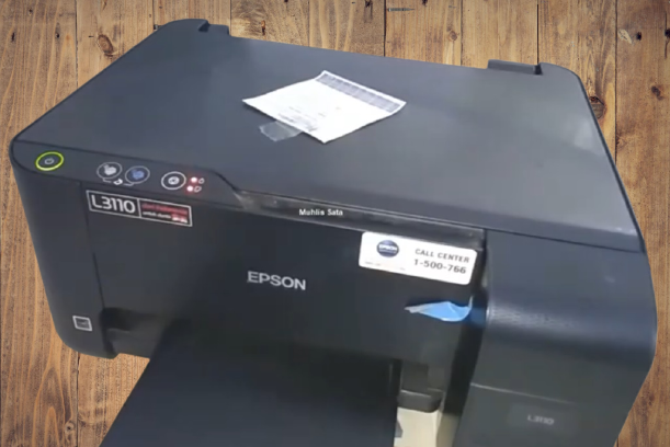 Epson L3110 Printer Blinking Light and How to Fix it