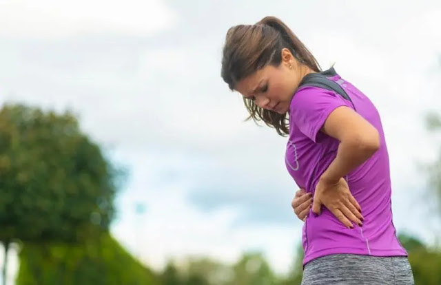 3. Back pain relief: