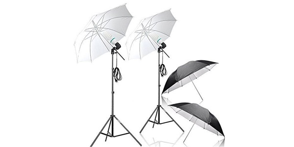 Neewer 600W 5500K Photo Studio Day Light Umbrella