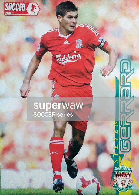 Steven Gerrard Liverpool 2008