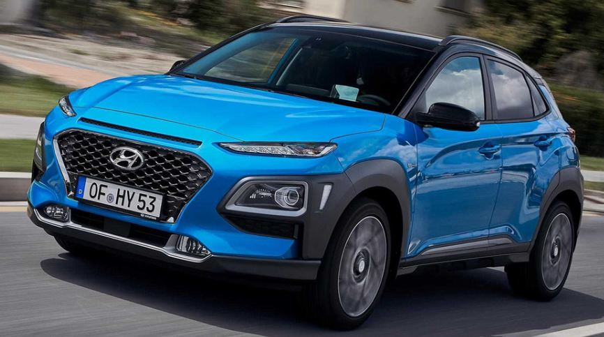 Hyundai Kona Hybrid arrives in the UK with 3 versions