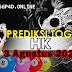 Prediksi Togel HK 3 Agustus 2020