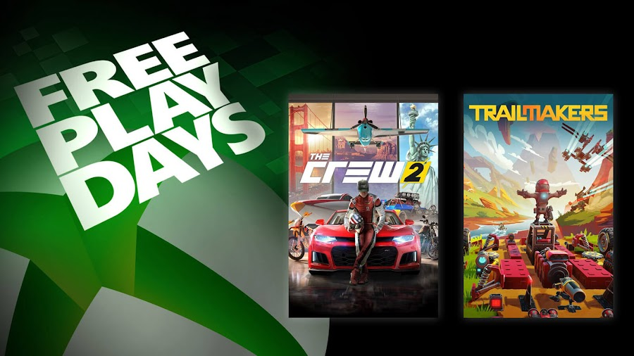 the crew 2 trailmakers xbox live gold free play days event ivory tower ubisoft flashbulb