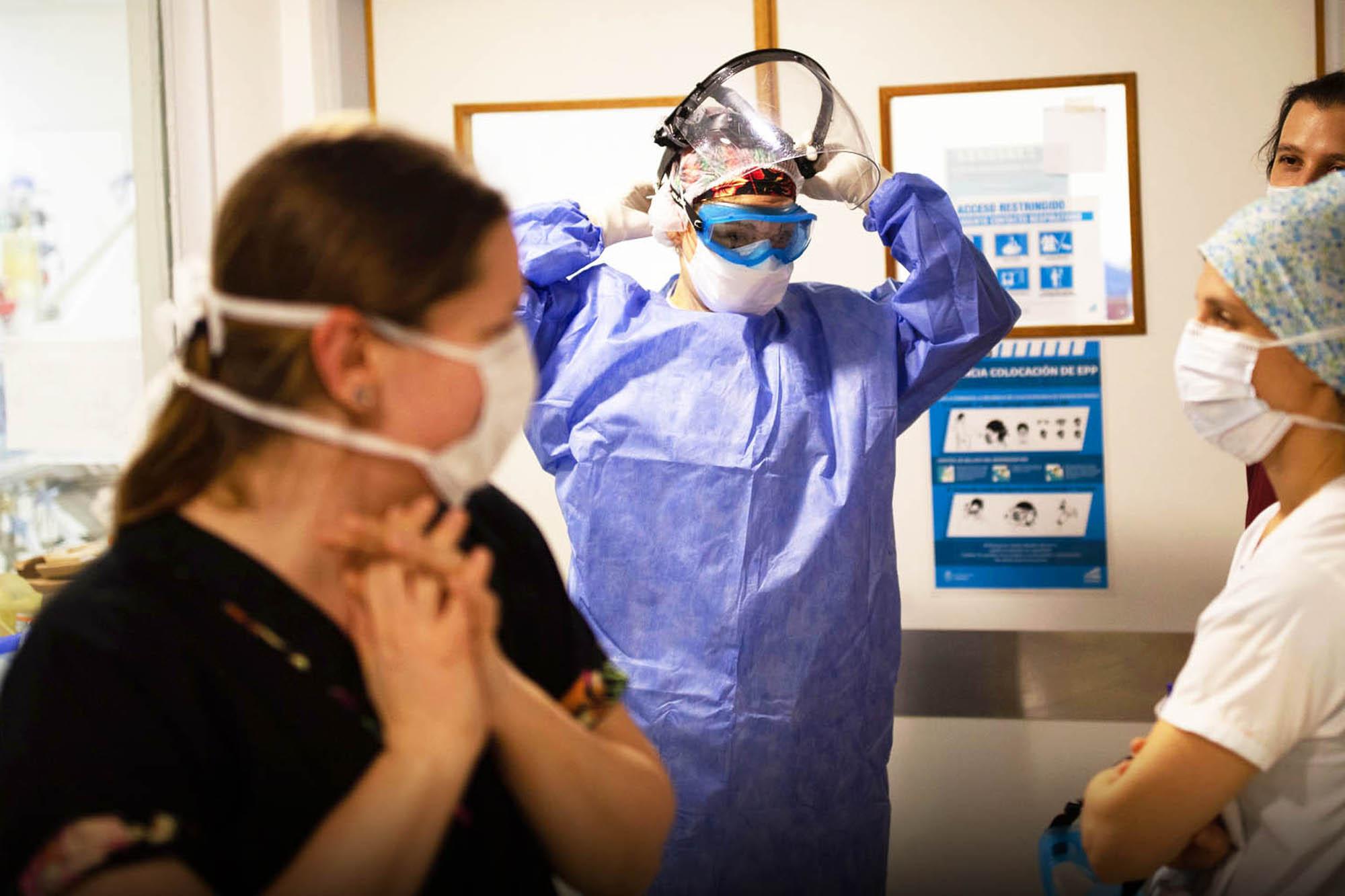 Coronavirus en Argentina: confirmaron 471 muertes y 15.883 nuevos contagios en las últimas 24 horas