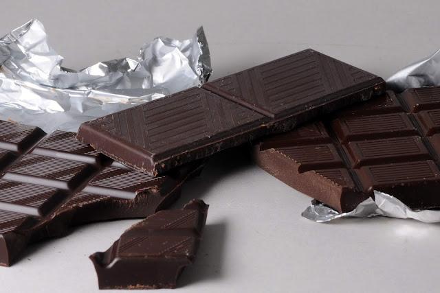 أنواع السعرات الحرارية في الشوكولاتة