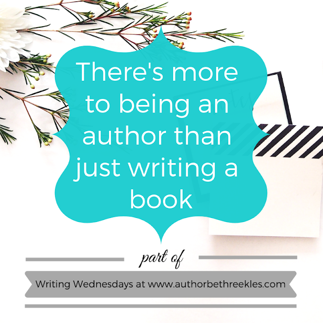 People often think being an author is just writing... but it's a lot more than that. In this post, I go into a few of the ways writers are underrated.