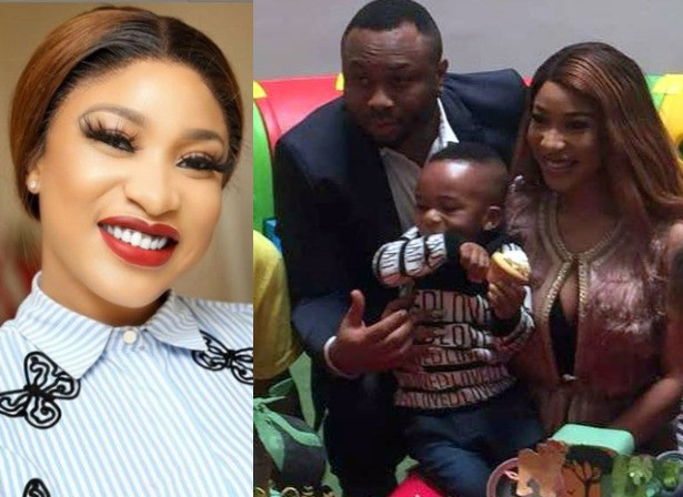 Video: I have forgiven my ex-husband for the sake of my son- Tonto Dikeh