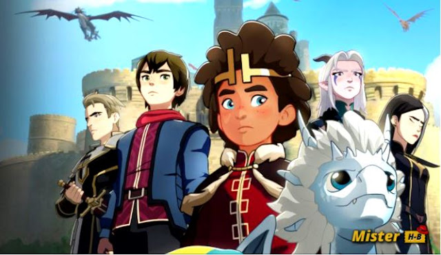 The Dragon Prince Season 4: what is the Netflix release date?