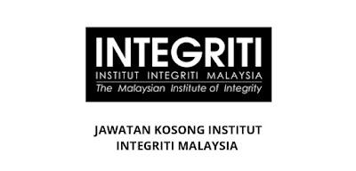 Jawatan Kosong Institut Integriti Malaysia 2020 (IIM)