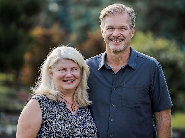 Randy and Marjorie Friesen
