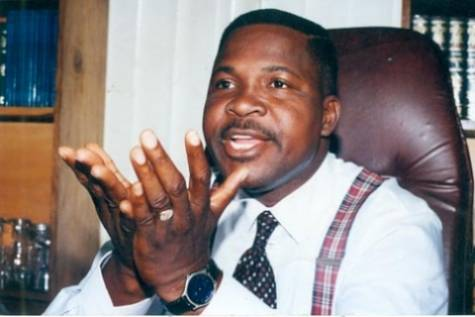 Buhari's government is ruthless when it comes to Ighoho and Kanu, but weak when it comes to bandits, Boko Haram, and kidnappers - Ozekhome