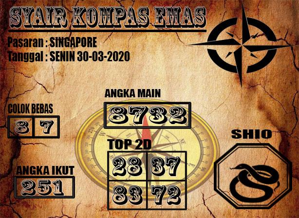 SYAIR SINGAPORE 30-03-2020