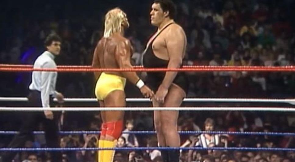 2nd tallest wrestler in WWE