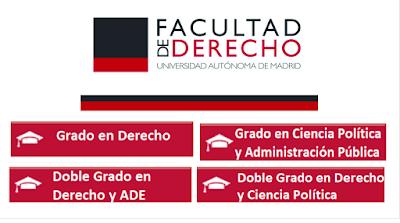 Bibliografía por Grados Facultad de Derecho UAM