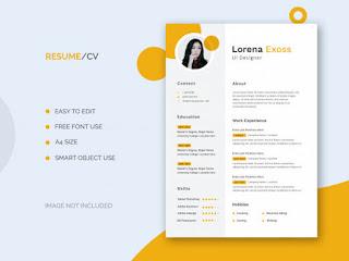 informations personnelles sur un CV étudiant
