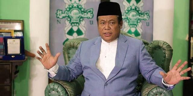 Ketua PBNU: Hidung Saya Belum Bisa Mencium Tuduhan Radikalisme Terhadap Tokoh Din Syamsuddin