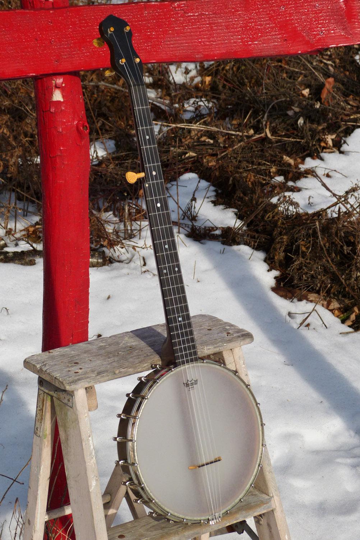 1890s Fairbanks Special No 1 5-String Openback Banjo