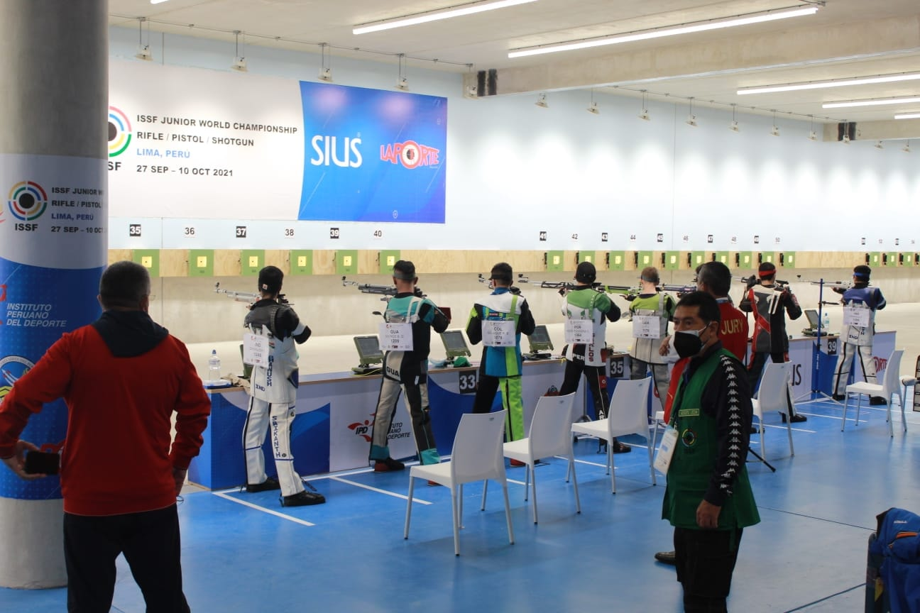 Mundial Junior de tiro esportivo
