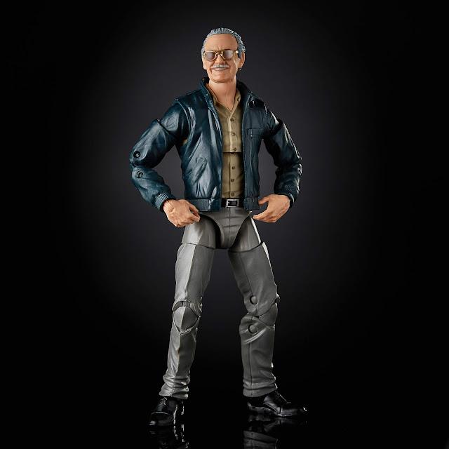 NYCC 2019 Marvel Legends Stan Lee, Hasbro, Marvel80