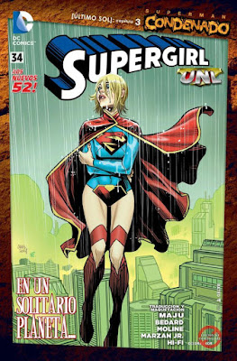 doomed supergirl