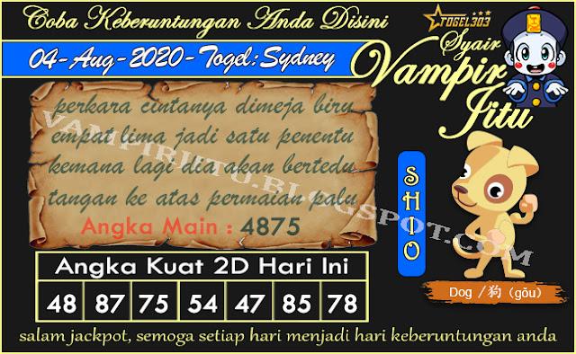 vampir jitu merupakan blog prediksi togel sydney 100% pasti akurat.