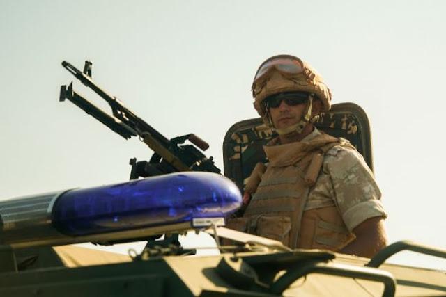 Η ρωσική στρατονομία εισήλθε στο Κομπάνι