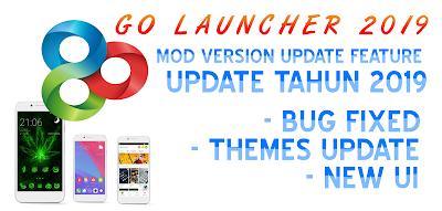 Download GO Launcher EX v3.13 MOD APK No Ads
