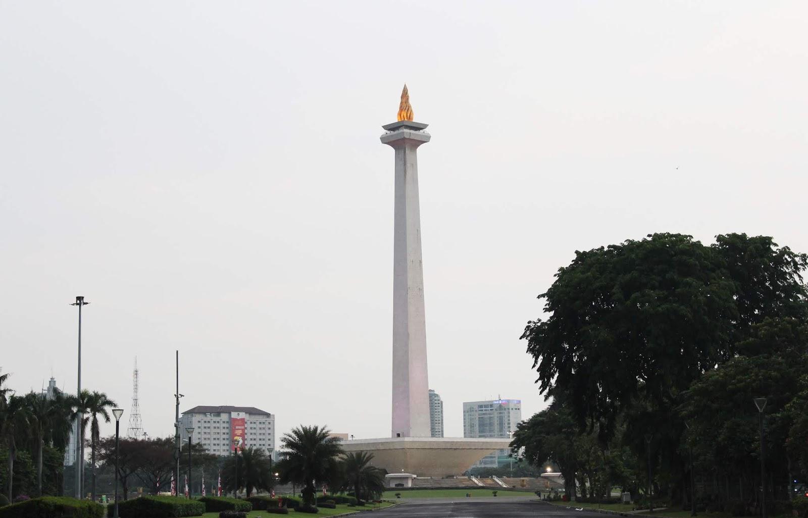 Monas, Destinasi Wisata Budaya dan Sejarah Paling Menarik di Jakarta