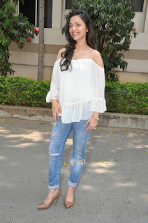 Actress Richa Pallod Pictures in Jeans at Malupu Success Meet  0050.jpg