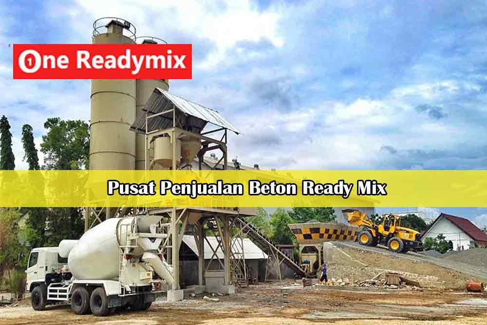 Harga Beton Ready Mix per m3 2020