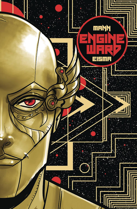 Cover of Engineward #1
